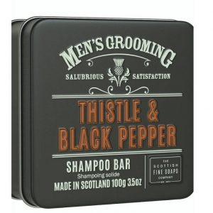 Mens Grooming Shampoo Bar